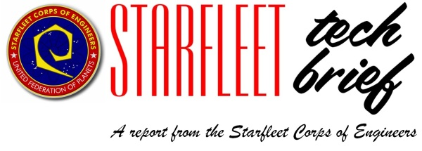 Starfleet Tech Briefs header 3